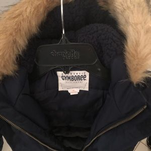 Boys puffer winter coat